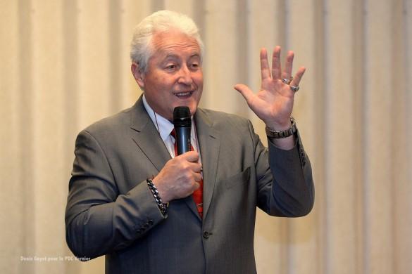PDC Vernier invite Luc Barthassat - DGUYOT (28)