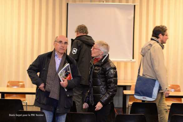 PDC Vernier invite Luc Barthassat - DGUYOT (40)