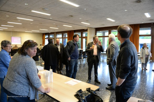 PDC Vernier invite Luc Barthassat - DGUYOT (42)